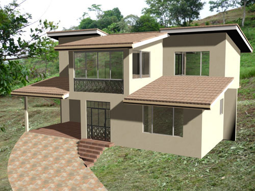 costa rica mountain house design 1