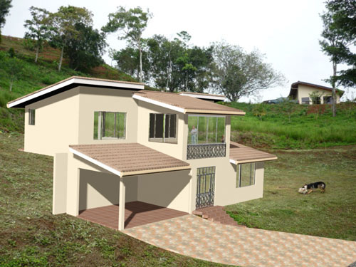 costa rica mountain house design 2